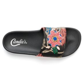 Candie's® Camera Women's Slide Sandals