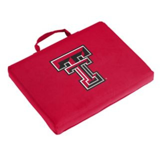 Logo Brand Texas Tech Red Raiders Bleacher Cushion