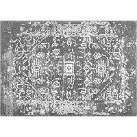 nuLOOM Bodrum Shaina Vintage Framed Tribal Rug