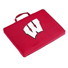 Logo Brand Wisconsin Badgers Bleacher Cushion
