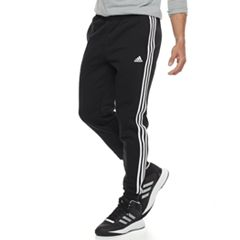 Men's adidas Cotton Striped Jogger Pants