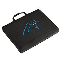 Logo Brand Carolina Panthers Bleacher Cushion