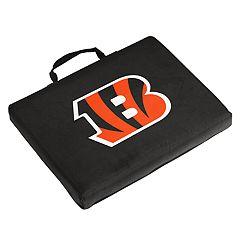 Logo Brand Cincinnati Bengals Bleacher Cushion