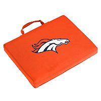Logo Brand Denver Broncos Bleacher Cushion
