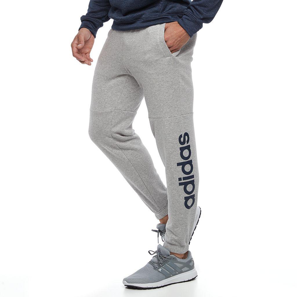 Men's adidas French Terry Logo Pants