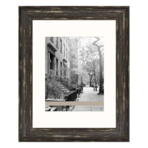 Belle Maison Fashion Gallery Distressed Black Frame!