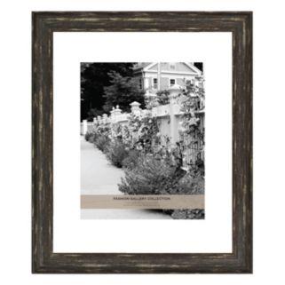 Belle Maison Fashion Gallery Distressed Black Frame