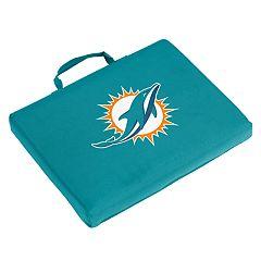 Logo Brand Miami Dolphins Bleacher Cushion