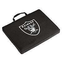 Logo Brand Oakland Raiders Bleacher Cushion
