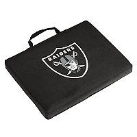 Logo Brand Oakland Raiders Bleacher Cushion