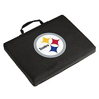 Logo Brand Pittsburgh Steelers Bleacher Cushion