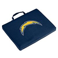 Logo Brand Los Angeles Chargers Bleacher Cushion