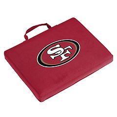 Logo Brand San Francisco 49ers Bleacher Cushion