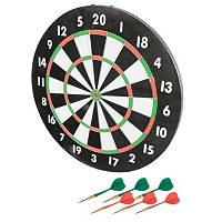 Franklin Sports 17-Inch Paper Dartboard