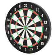 Franklin Sports 18-Inch Pro Wire Bristle Dartboard
