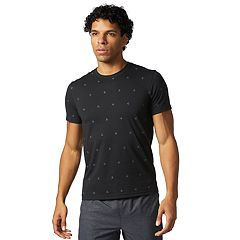 Men's adidas All-Over Logo Tee