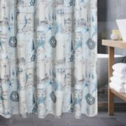 Popular Bath Sail Away Shower Curtain
