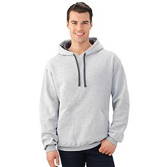 Men's Fruit of the Loom Signature Fleece Pullover Hoodie