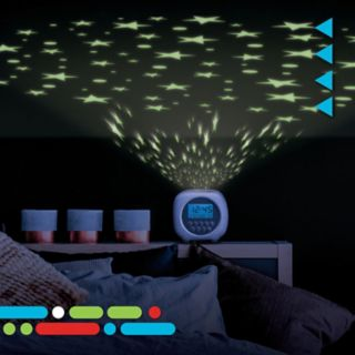 Discovery Projection Alarm Clock