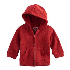 Baby Boy Jumping Beans® Fleece Zip Hoodie