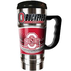 Ohio State Buckeyes Champ 20-Oz. Travel Tumbler Mug