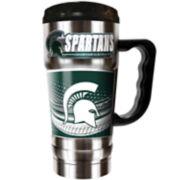 Michigan State Spartans Champ 20-Oz. Travel Tumbler Mug