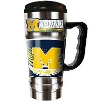 Michigan Wolverines Champ 20-Oz. Travel Tumbler Mug