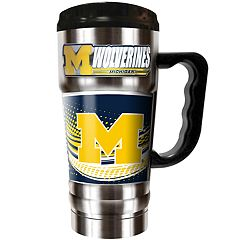 Michigan Wolverines Champ 20-Oz. Travel Tumbler Mug