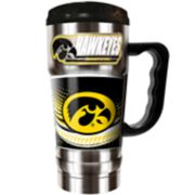 Iowa Hawkeyes Champ 20-Oz. Travel Tumbler Mug