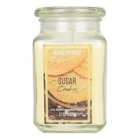 Holiday Memories Sugar Cookie 17-oz. Candle Jar