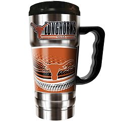 Texas Longhorns Champ 20-Oz. Travel Tumbler Mug