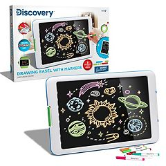 Discovery Drawing Easel with Markers