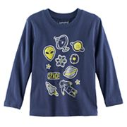 Toddler Boy Jumping Beans® Graphic Softest Tee