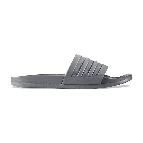 new concept ac868 0cdd6 adidas Adilette CF Mono Mens Slide Sandals