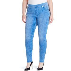 fa37392bf20 Plus Size Gloria Vanderbilt Amanda Classic Tapered Jeans