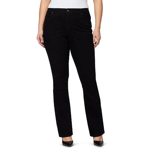 4306d1b650f Plus Size Gloria Vanderbilt Amanda Bootcut Jeans