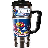 Kansas Jayhawks Champ 20-Oz. Travel Tumbler Mug