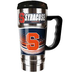 Syracuse Orange Champ 20-Oz. Travel Tumbler Mug