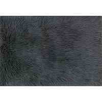 Loloi Danso Solid Faux Fur Shag Rug