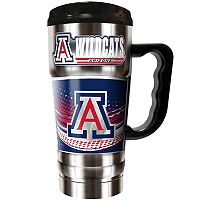 Arizona Wildcats Champ 20-Oz. Travel Tumbler Mug