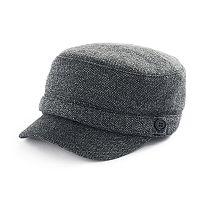 Women's Apt. 9® Tweed Cadet Hat