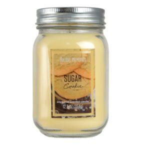 Holiday Memories Sugar Cookie 12.5-oz. Candle Jar