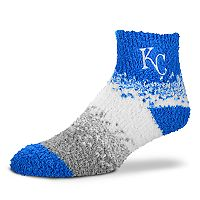 Women's For Bare Feet Kansas City Royals Marquee Sleep Socks