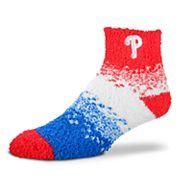 Women's For Bare Feet Philadelphia Phillies Marquee Sleep Socks