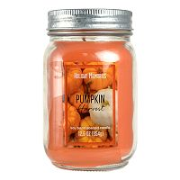 Holiday Memories Pumpkin Harvest 12.5-oz. Candle Jar