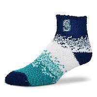 Women's For Bare Feet Seattle Mariners Marquee Sleep Socks