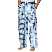 Men's Concepts Sport North Carolina Tar Heels Huddle Lounge Pants