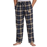 Men's Concepts Sport Pitt Panthers Huddle Lounge Pants