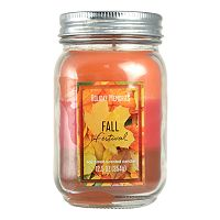 Holiday Memories Fall Festival 12.5-oz. Tri-Pour Candle Jar