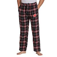 Men's Concepts Sport Wisconsin Badgers Huddle Lounge Pants
